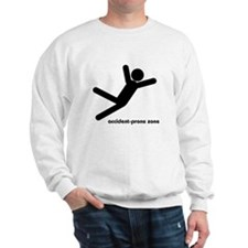Accident-Prone Zone Sweatshirt