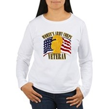 WAC Veteran Women's Long Sleeve T-Shirt