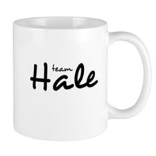 Team Hale (2) Small Mug