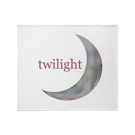 Twilight New Moon II Throw Blanket