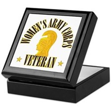 WAC Veteran Keepsake Box