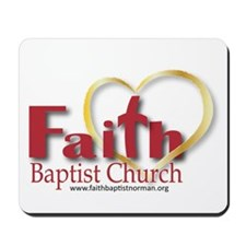 Faith Baptist II Mousepad