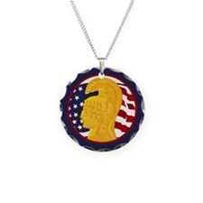 WAC Veteran Necklace