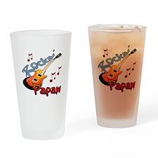 ROCKIN PAPAW Drinking Glass