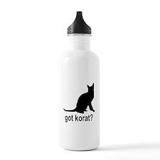 Got Korat? Water Bottle