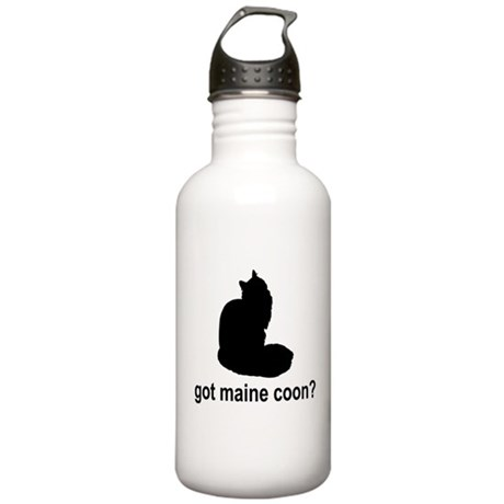 Got Maine Coon? Stainless Water Bottle 1.0L