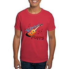 ROCKIN POPPY T-Shirt