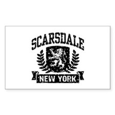 Scarsdale NY Decal