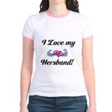 I Love my Hersband! T