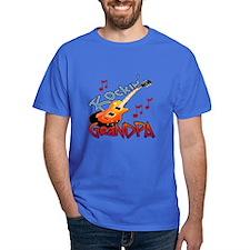 ROCKIN GRANDPA T-Shirt