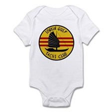 Tonkin Gulf Yacht Club Infant Bodysuit