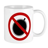 NO Durian Thai Sign Mug