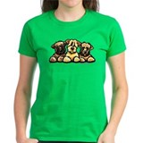 Wheaten Terrier Cartoon Tee