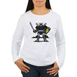 Black Knight Women's Long Sleeve T-Shirt