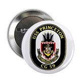 USS Princeton CG 59 Button