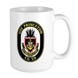 USS Princeton CG 59 Mug