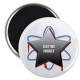 "Bloodstar 2.25"" Magnet (100 pack)"