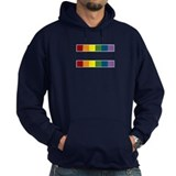 Gay Rights Equal Sign Hoody