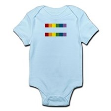 Gay Rights Equal Sign Onesie