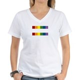 Gay Rights Equal Sign Shirt