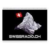 Wall Calendar (Images of Switzerland)