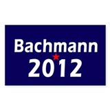 Michele Bachmann 2012 Decal