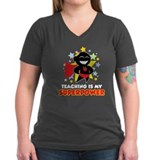 Teaching Is My Superpower Shirt