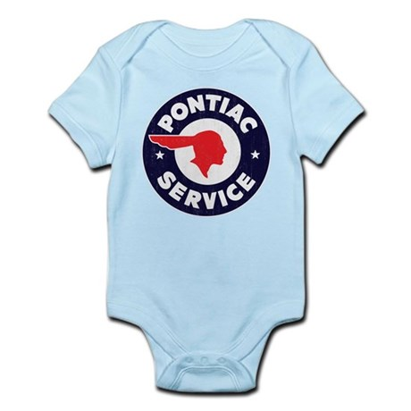 Pontiac Service Infant Bodysuit