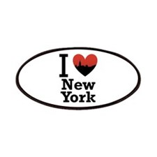 I love New York Patches