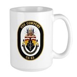 USS Cowpens CG 63 Coffee Mug