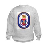 USS Hue City CG 66 Sweatshirt