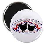 American Orpington Club Logo Magnet