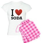 I Love Soda Women's Light Pajamas