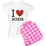 I Love Soda Women's Light Pajamas