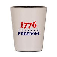 1776 FREEDOM Shot Glass