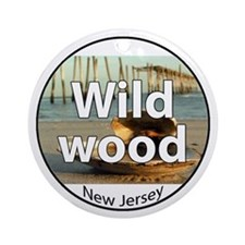 Wildwood Ornament (Round)