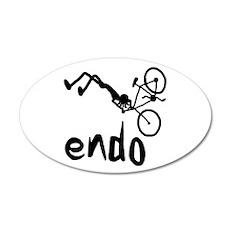 Endo 22x14 Oval Wall Peel