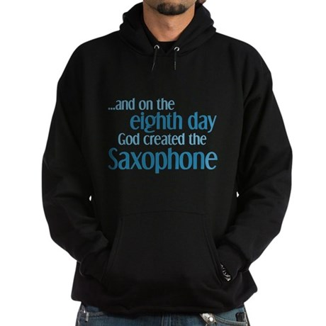 Saxophone Creation Hoodie (dark)