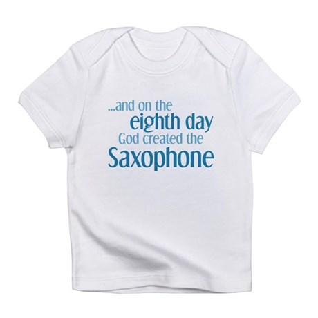 Saxophone Creation Infant T-Shirt