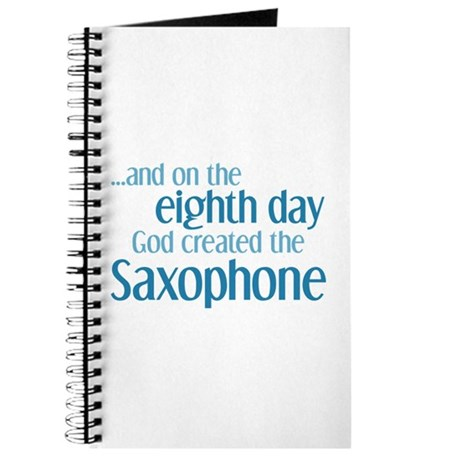 Saxophone Creation Journal
