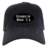 Citizen of Area 51 Baseball Cap