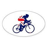 New Zealand Cycling Decal