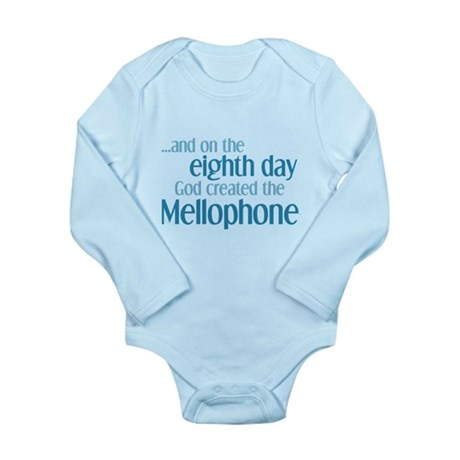 Mellophone Creation Long Sleeve Infant Bodysuit