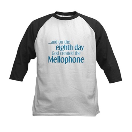 Mellophone Creation Kids Baseball Jersey