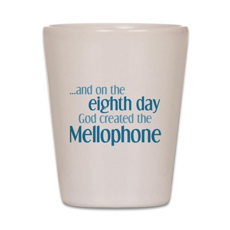 Mellophone Creation Shot Glass