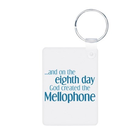 Mellophone Creation Aluminum Photo Keychain