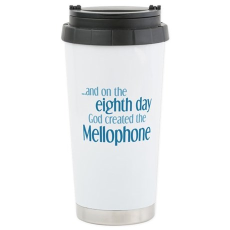Mellophone Creation Ceramic Travel Mug