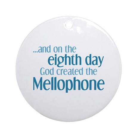 Mellophone Creation Ornament (Round)