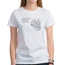 Equally Miserable Mondays Women's T-Shirt