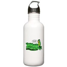 Tommy the Insulting Parrot Lo Water Bottle